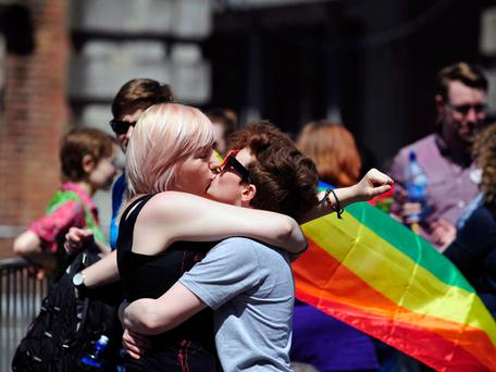 The Australian opposition has blocked government plans for a public but non-binding vote on recognising gay marriage. EPA
