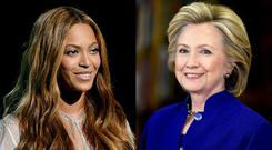 A Donald Trump supporter used Beyonce lyrics against Hilary Clinton to make a point on CNN Tonight