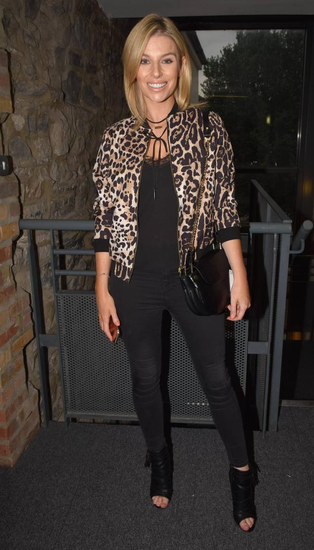 Pippa O'Connor at the Littlewoods Ireland Autumn Winter 2016 launch