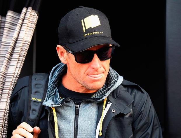 There's no other template for the Armstrong recovery story other than the passage of a lot of time and he seems impatient. Photo by Bryn Lennon/Getty Images