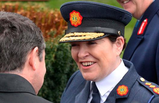 Commissioner Noirin O'Sullivan is set to face Jusitce committee. Pic Stephen Collins/Collins Photos