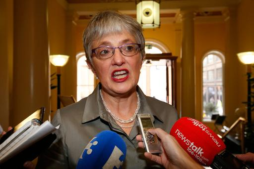 Minister Katherine Zappone. Picture Credit: Frank McGrath