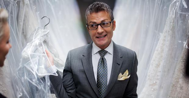 Say Yes To The Dress star Randy Fenoli will be on the Ray D'Arcy Show this Saturday