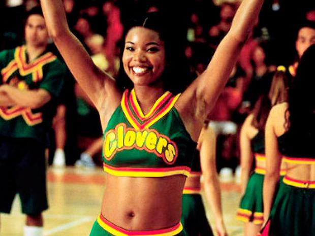 Gabrielle Union as Isis in Bring It On