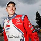Craig Breen. Photo: Roni Rekomaa/Getty Images