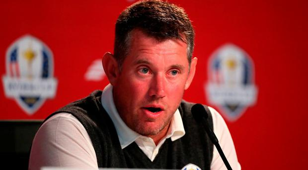 Lee Westwood Picture: PA