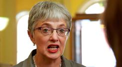 Minister for Children and Youth Affairs Katherine Zappone. Picture Credit:Frank McGrath