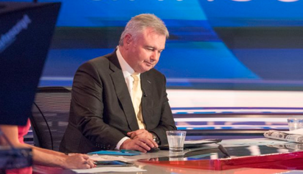 Eamonn Holmes this morning ends his long-running stint as host of the Sky News flagship breakfast programme, Sunrise.