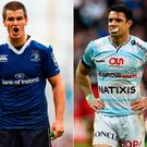 Johnny Sexton and Dan Carter