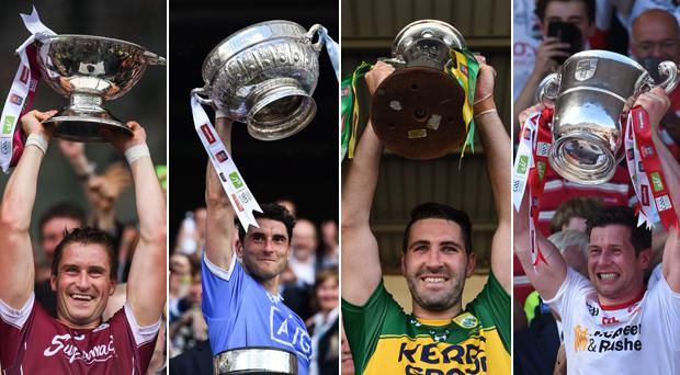 Will Galway, Dublin, Kerry and Tyrone retain their provincial titles in 2017?