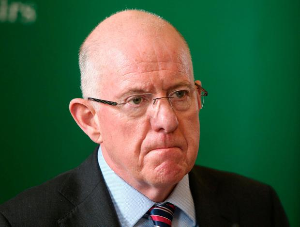 Minister for Foreign Affairs, Charlie Flanagan. Photo: Damien Eagers