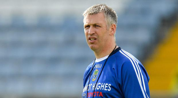 Roscommon manager Nigel Dineen. Picture: Piaras O Midheach / SPORTSFILE