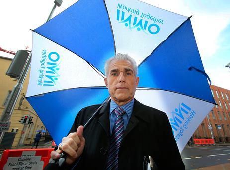 Liam Doran, general secretary of the Irish Nurses and Midwives Organisation, said it needs to be clarified how many of these 1,000 jobs are additional and what proportion are just a conversion from agency posts. Photo: Tom Burke