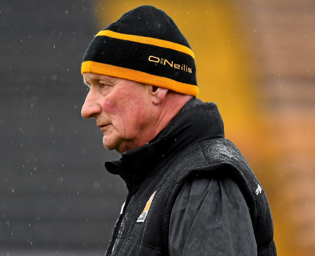 Brian Cody's Kilkenny are likely to open their campaign with a juicy semi-final tie against Wexford. Picture: Sportsfile