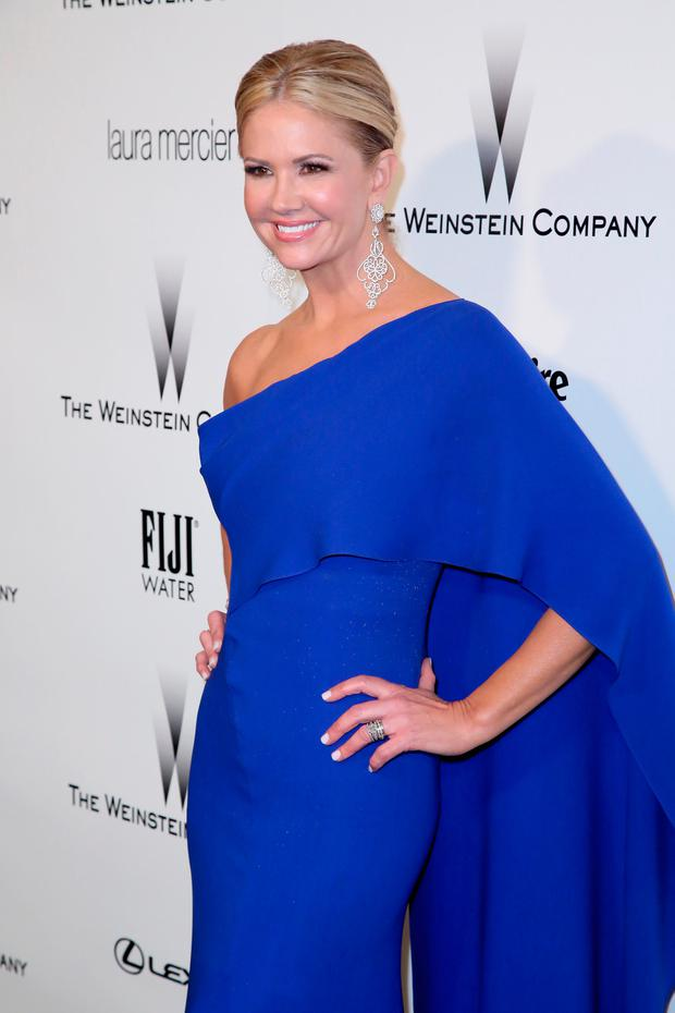 TV Personality Nancy O'Dell attends The Weinstein Company & Netflix's 2015 Golden Globes After Party presented by FIJI Water, Lexus, Laura Mercier and Marie Claire at The Beverly Hilton Hotel on January 11, 2015 in Beverly Hills, California. (Photo by Ari Perilstein/Getty Images for FIJI Water)