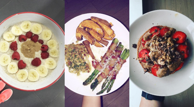 How to meal prep, as told by a personal trainer. Picture: leannemoorefitness/Instagram