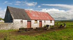 Grants of up to €25,000 are available to renovate old farm buildings. Pic: Getty Images