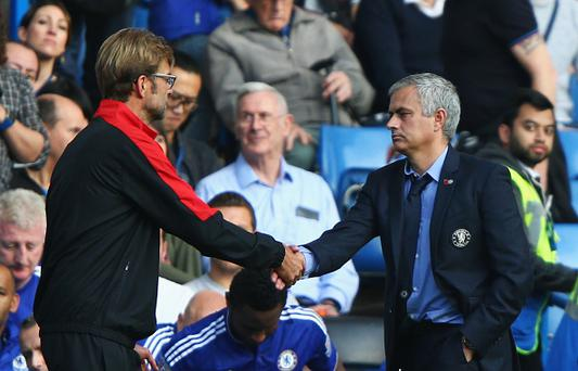 Liverpool leave Manchester United boss Jose Mourinho nearly speechless