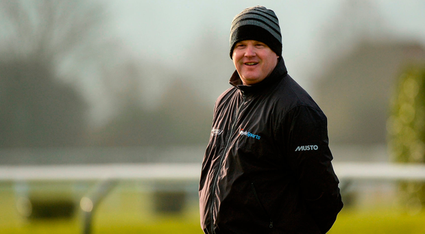 Elliott, the top trainer in recent years at Downpatrick, struck with a double in the form of Ballela Boy and Dounikos, both sent off odds-on. Picture credit: Seb Daly / SPORTSFILE