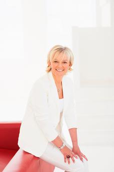Successful businesswoman Jo, who sold her perfume company to Estee Lauder in 1999, says she loves success much more than money