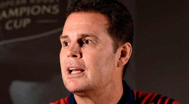 Munster director of rugby Rassie Erasmus. Photo: Matt Browne/Sportsfile