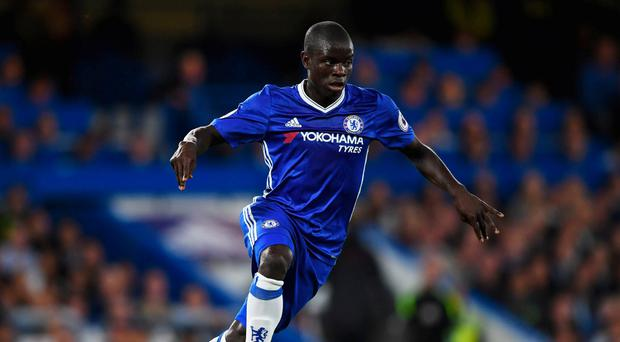 N'golo Kante is proving himself to be so much more than a ball-winning midfielder. Photo: Shaun Botterill/Getty Images