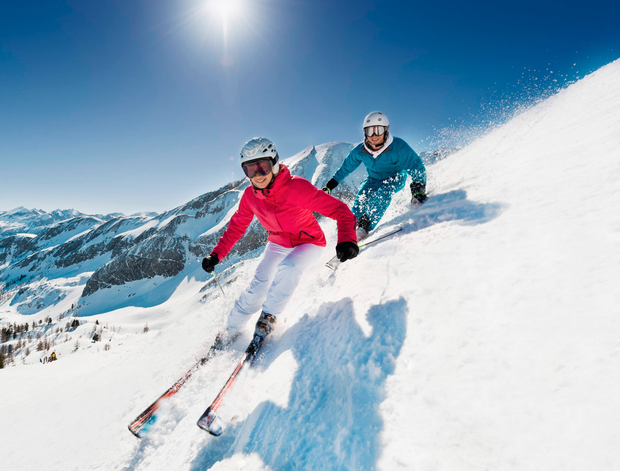 Paul Savage: 'There is better skiing equipment these days. A lot more people have helmets while they're skiing on the slopes. That has reduced traumatic head injuries somewhat' Photo: Westend61