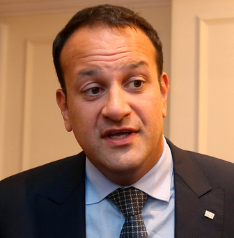 Social Protection Minister Leo Varadkar Photo: Damien Eagers