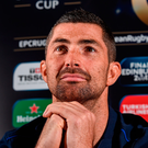 Rob Kearney and Leinster get their European campaign underway today. Photo by Matt Browne/Sportsfile