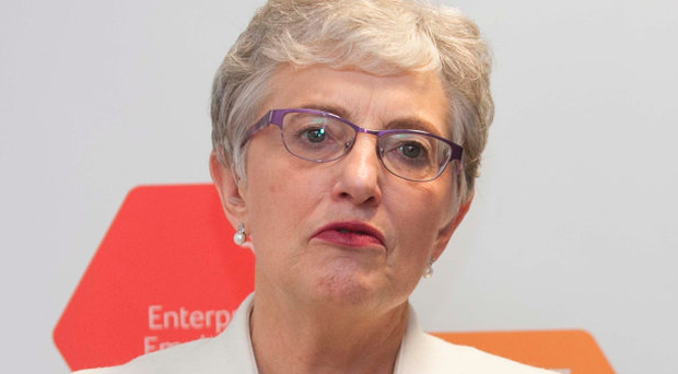 Children and Youth Affairs Minister Katherine Zappone Photo: Gareth Chaney Collins