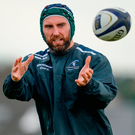 In Galway, a little piece of history will be created when John Muldoon leads out team Connacht in the premier competition for the very first time on their own merit. Photo by Seb Daly/Sportsfile