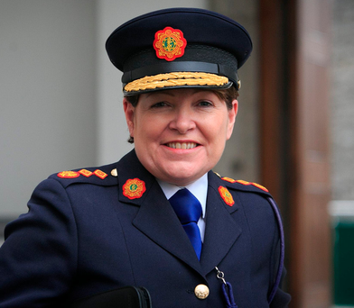 Garda Commissioner Noirin O'Sullivan Photo: Gareth Chaney Collins
