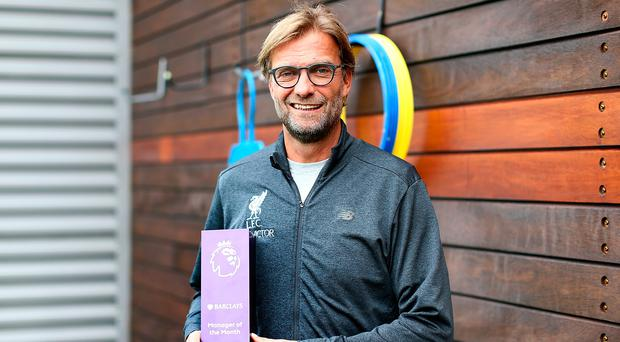 """Liverpool manager Jurgen Klopp: """"It's not about having to have the best players around anyway, it's about doing the best with what you have."""