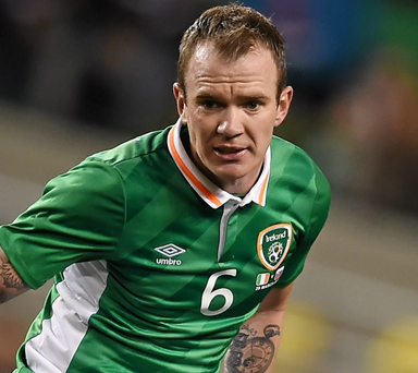 Some of the talk about Glenn Whelan has been very harsh. Picture: Sportsfile