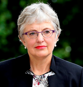 Children's Minister Katherine Zappone. Photo: Tom Burke