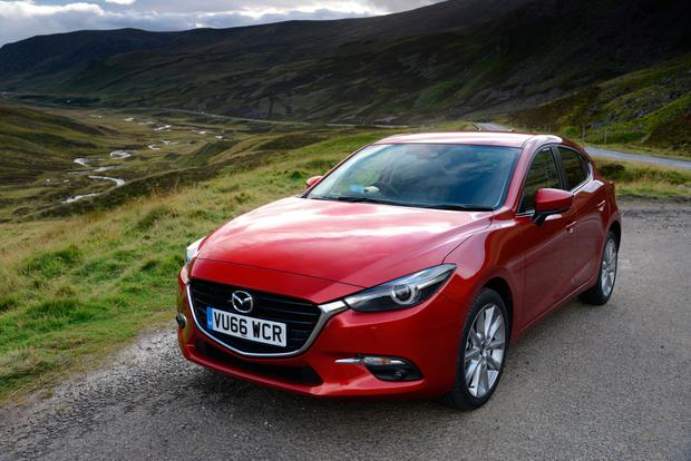 Dynamics: A midlife revamp brings new life to Mazda's hatchback