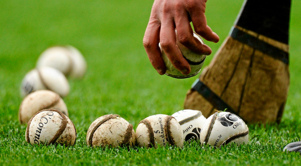 Eoin Chawke fired Robert Emmetts to consecutive county championships at Greenford yesterday as they edged out St Gabriels for the second year in a row. Stock photo: Sportsfile