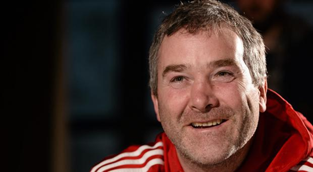 Anthony Foley passed away in France