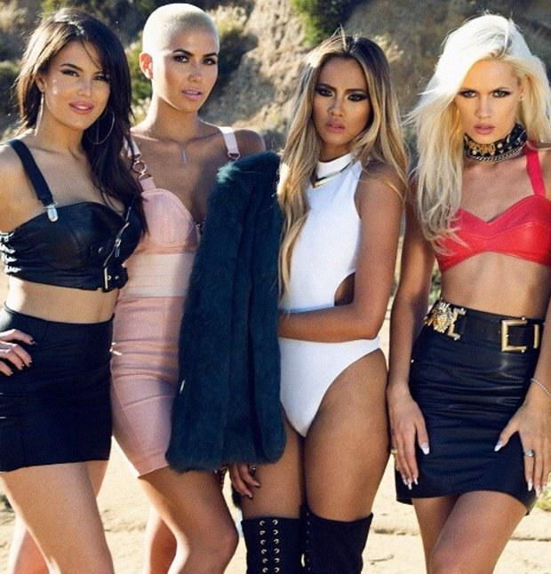 GRL claim Little Mix's new song sounds very similar to their 2013 hit Ugly Heart