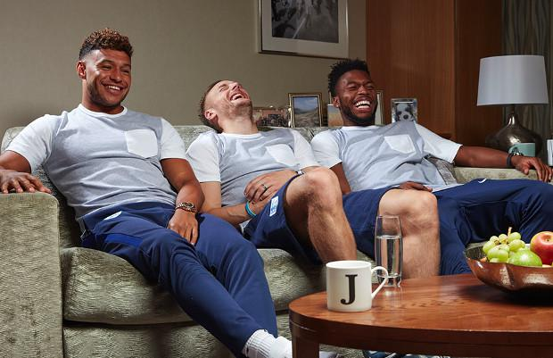 Jamie Vardy, Daniel Sturridge and Alex Oxlade-Chamberlain will appear on Celebrity Gogglebox for a good cause