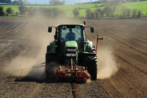 The Basic Payment is worth over €600m to farmers in Ireland.