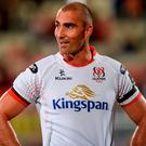 Ulster's Ruan Pienaar is aiming to be fit for Saturday's encounter with Exeter Chiefs Photo: Oliver McVeigh/Sportsfile