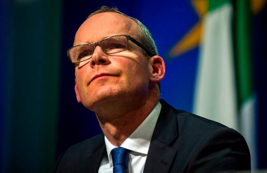 Simon Coveney will address Cabinet on funding shortfall