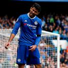 Chelsea's Diego Costa looks dejected on Saturday Action Images via Reuters / Andrew Couldridge