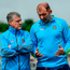 Kevin McStay and Fergal O'Donnell in conversation during the SFC qualifier defeat to Clare – a game which proved their last as Roscommon joint managers. After a parting of the ways, McStay is set to take the reins on his own. Photo by Brendan Moran/Sportsfile