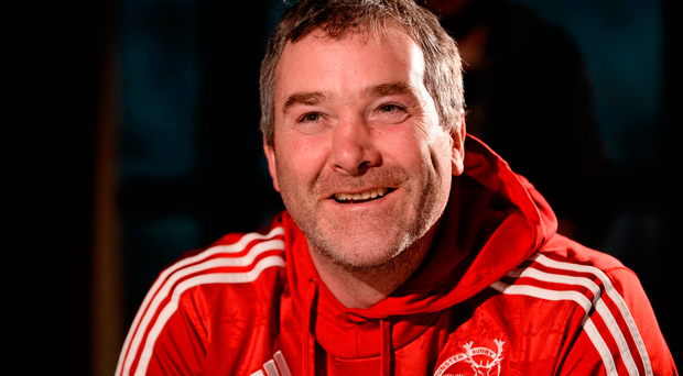 The late Anthony Foley Picture credit: Diarmuid Greene / SPORTSFILE