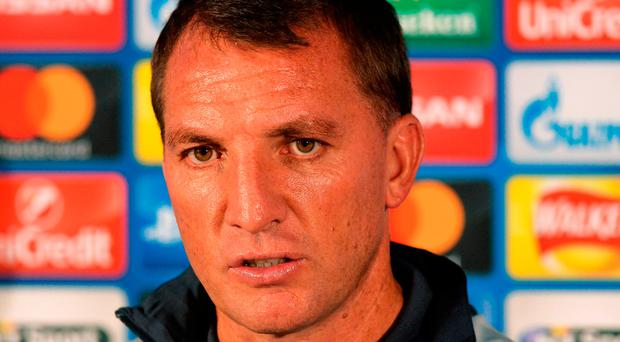 Celtic manager Brendan Rodgers (Photo: Mark Runnacles/Getty Images)