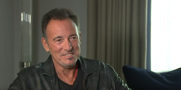 Bruce Sprinsteen has slammed Donald Trump in an interview with Channel 4