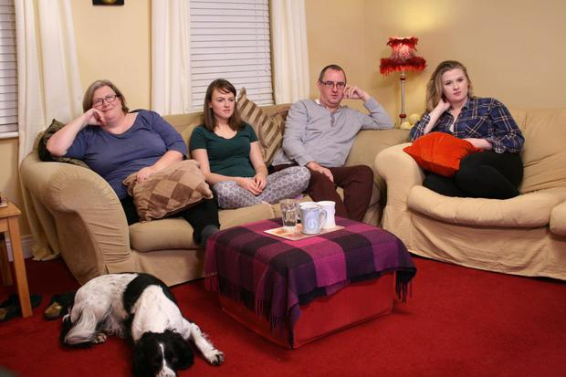 Gogglebox Ireland's newest household: The Gibbons-Coyle family from Galway