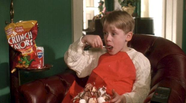 The drive-in theatre will show childhood classics such as Home Alone